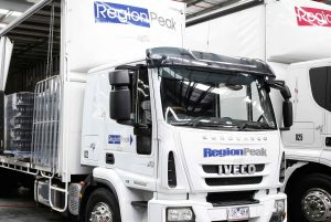 Regionpeak Logistic